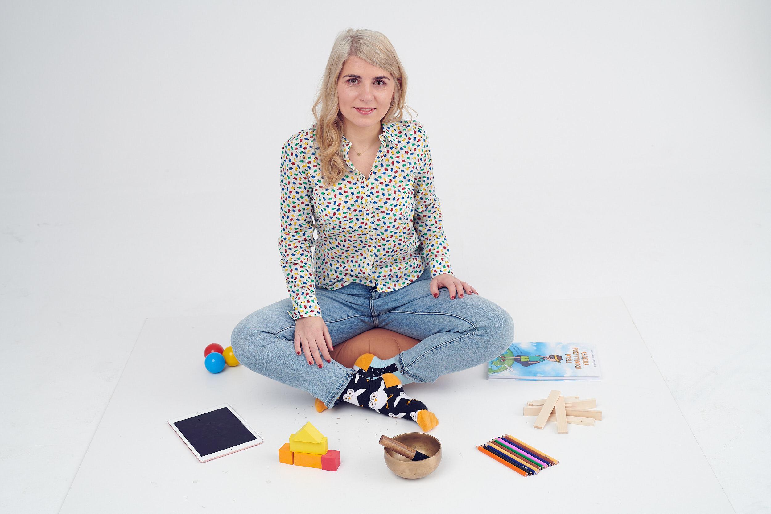Wychowywanie dzieci do sukcesu – Ania Piaseczna